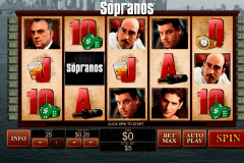 the sopranos playtech tragamonedas gratis