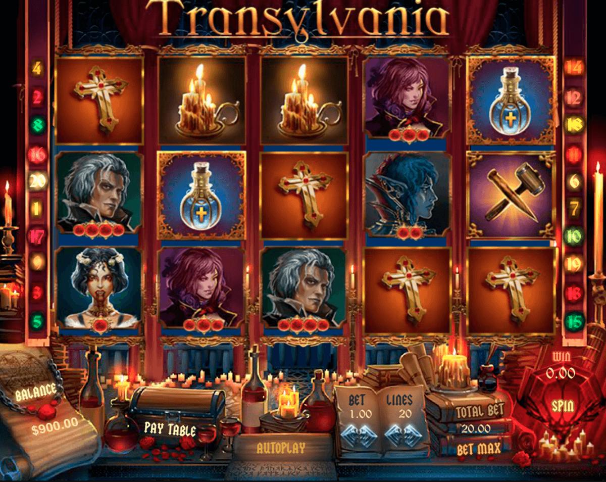 transylvania pragmatic tragamonedas gratis