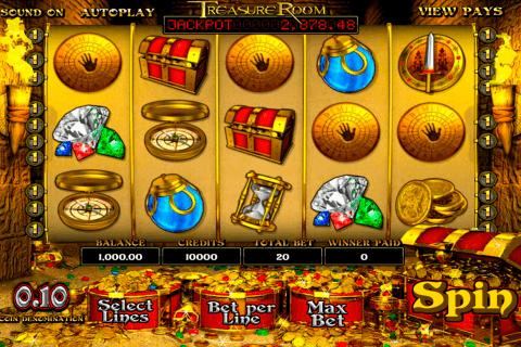 treasure room betsoft tragamonedas gratis