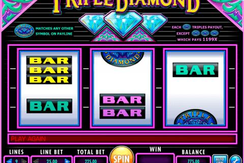 triple diamond igt tragamonedas gratis