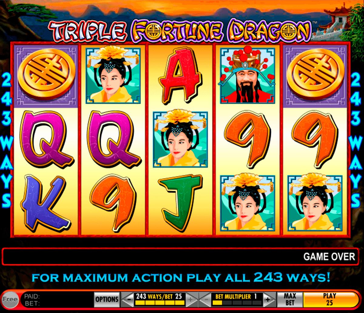 triple fortune dragon igt tragamonedas gratis
