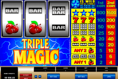 triple magic microgaming tragamonedas gratis