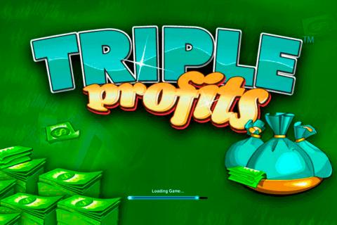 triple profits playtech tragamonedas gratis