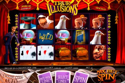 true illusions betsoft tragamonedas gratis