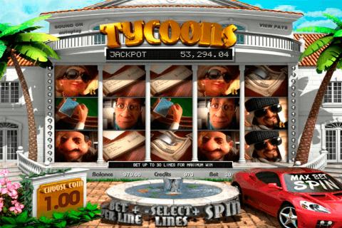 tycoons betsoft tragamonedas gratis