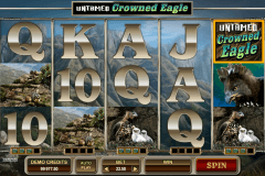 untamed crowned eagle microgaming tragamonedas gratis