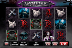 vampire princess of darkness playtech tragamonedas gratis