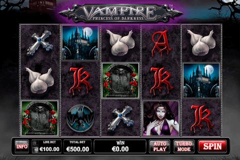 vampire princess of darkness playtech tragamonedas gratis