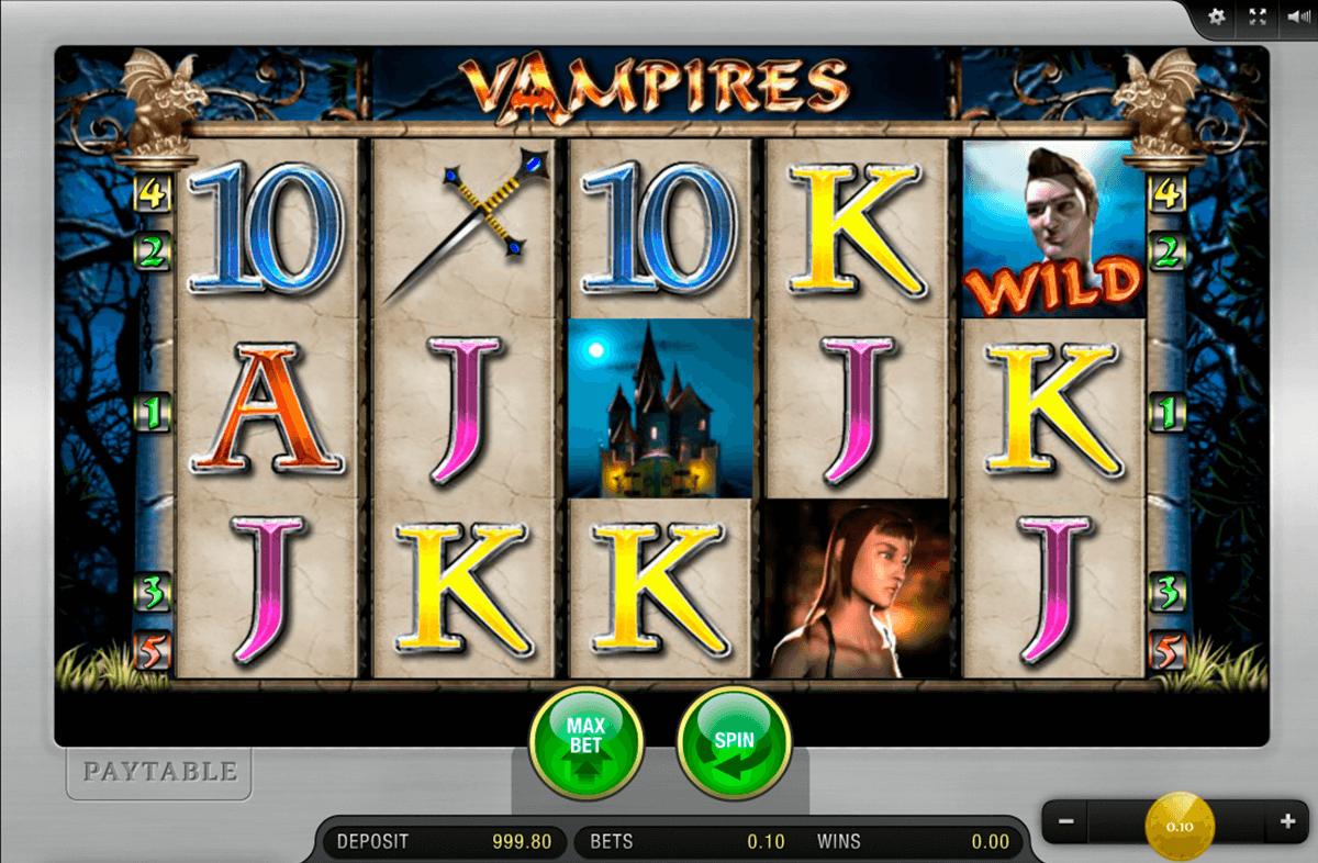 vampires merkur tragamonedas gratis