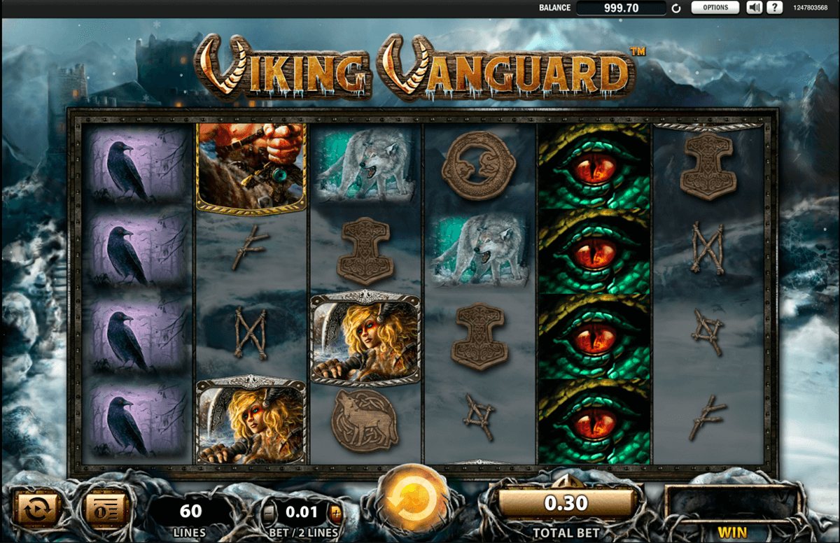 viking vanguard wms tragamonedas gratis