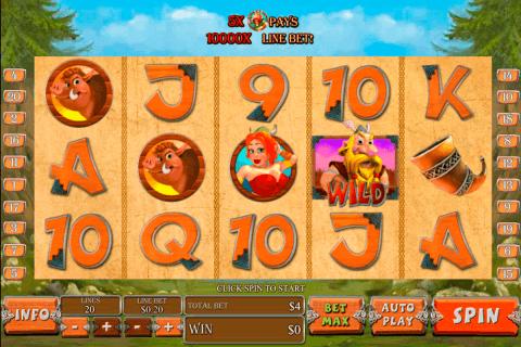 vikingmania playtech tragamonedas gratis