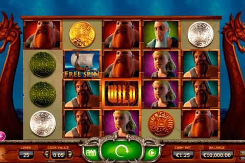 vikings go wild yggdrasil tragamonedas gratis