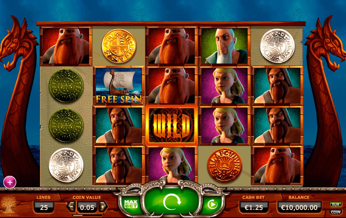 Spiele Queen Of The Vikings - Video Slots Online