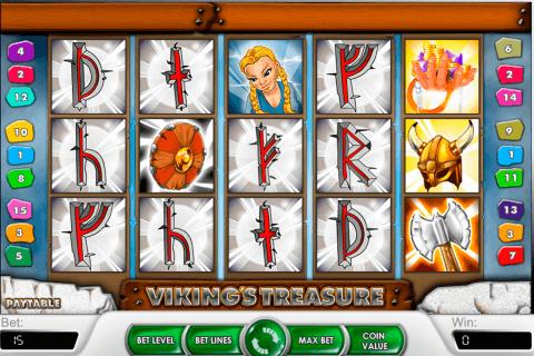 vikings treasure netent tragamonedas gratis