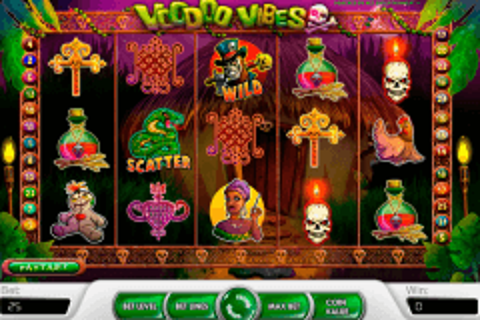 voodoo vibes netent tragamonedas gratis