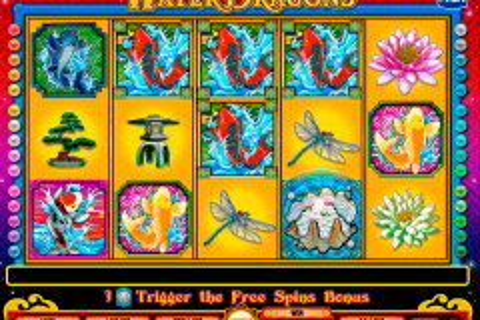 water dragons igt tragamonedas gratis