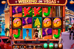 weekend in vegas betsoft tragamonedas gratis