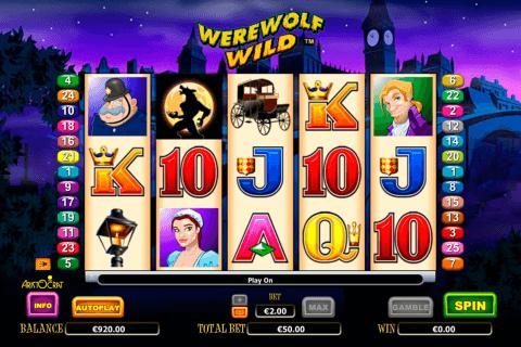 werewolf wild aristocrat tragamonedas gratis