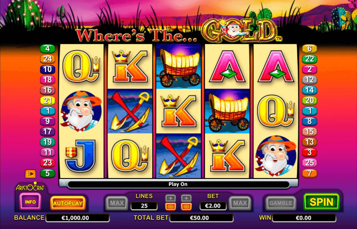 Free online slot games by aristocrat