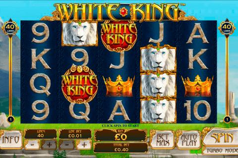 white king playtech tragamonedas gratis