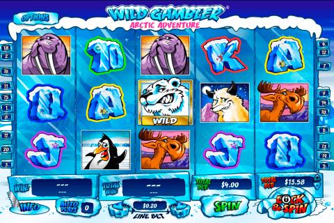wild gambler arctic adventure playtech tragamonedas gratis