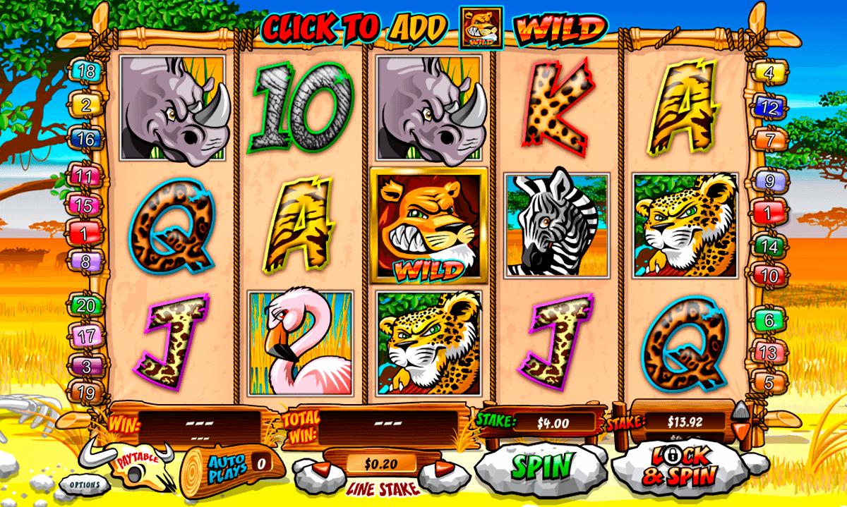 wild gambler playtech tragamonedas gratis