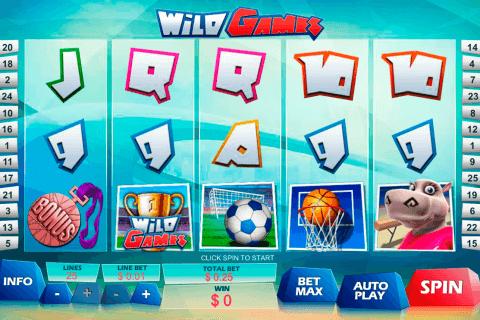 wild games playtech tragamonedas gratis