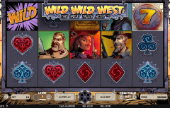 wild wild west the great train heist netent tragamonedas gratis