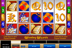 winning wizards microgaming tragamonedas gratis