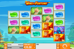 wins of fortune quickspin tragamonedas gratis