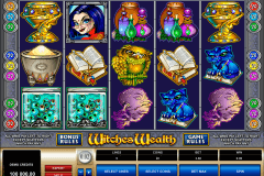 witches wealth microgaming tragamonedas gratis
