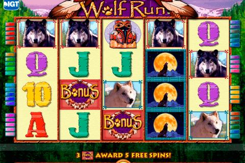 wolf run igt tragamonedas gratis