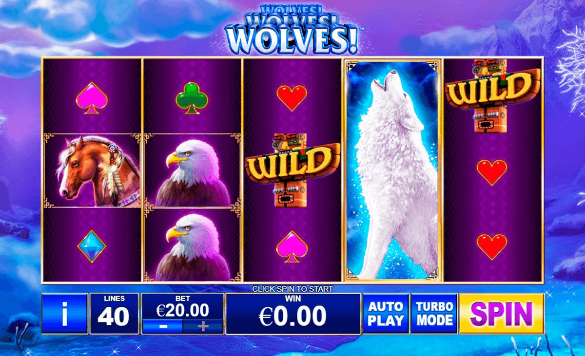 wolves playtech tragamonedas gratis