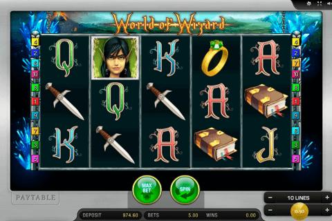 world of wizard merkur tragamonedas gratis