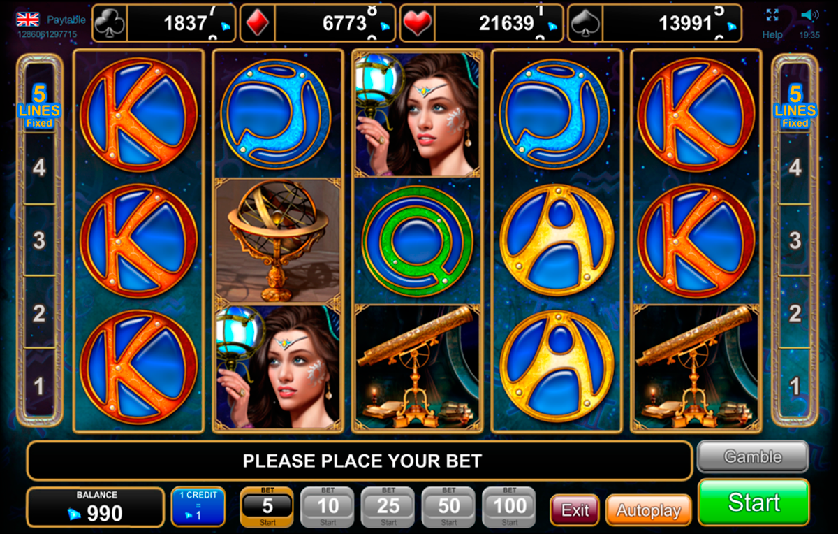 zodiac wheel egt tragamonedas gratis